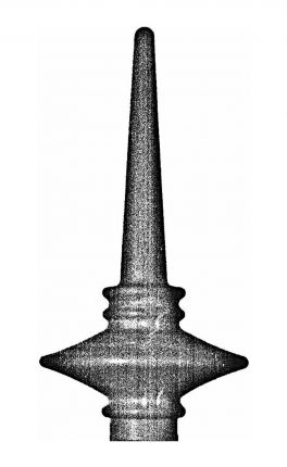 BSC5285 Railing Head Finial