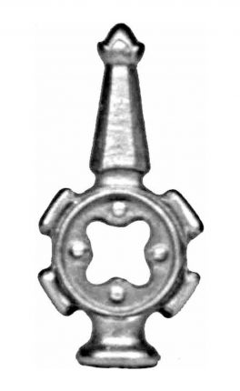 BSC5287 Railing Head Finial
