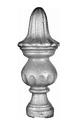 BSC5299 Railing Head Finial