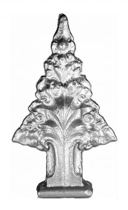 BSC5352 Railing Head Finial
