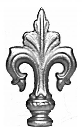 BSC5358 Railing Head Finial