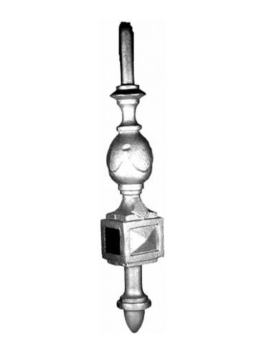 BSC5368 Railing Head Finial