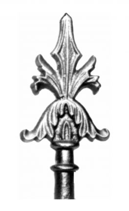 BSC5376 Railing Head Finial