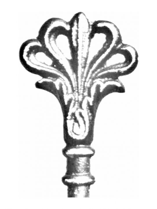 BSC5393 Railing Head Finial