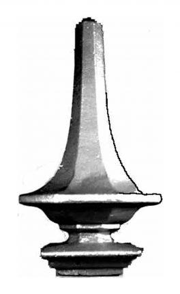 BSC5397 Railing Head Finial