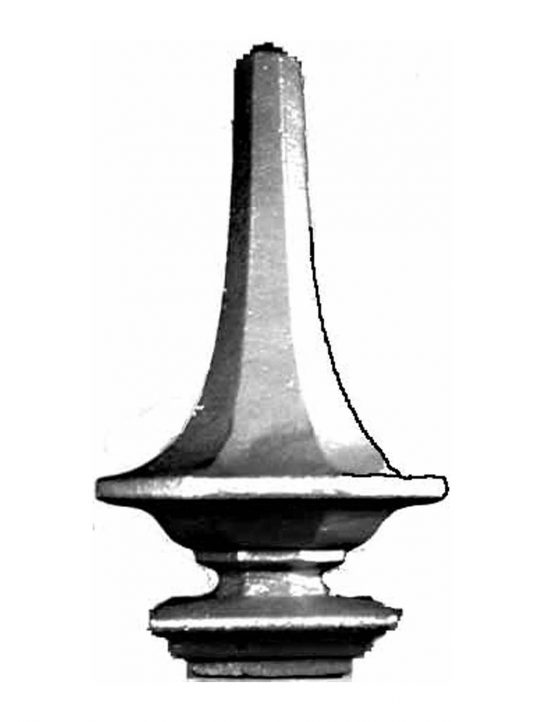 BSC5397 Railing Head Finial