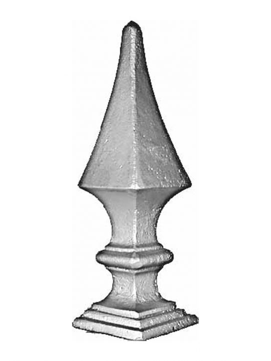 BSC5399 Railing Head Finial
