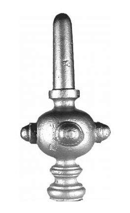 BSC5447 Railing Head Finial