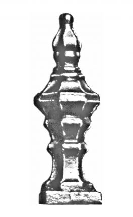 BSC5449 Railing Head Finial