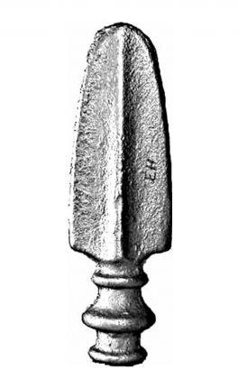 BSC7126 Railing Head Spear