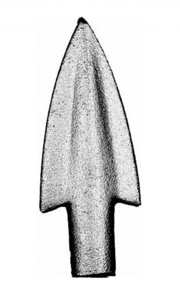 BSC7209 Railing Head Spear