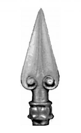 BSC7275 Railing Head Spear