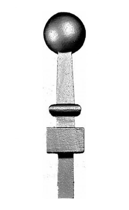 BSC8107 Railing Head Spike