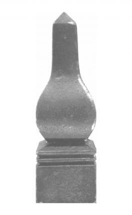 BSC8202 Railing Head Spike
