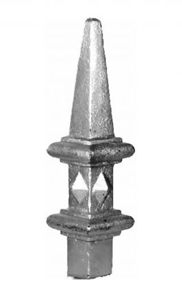 BSC8205 Railing Head Spike