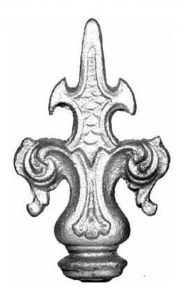 BSC9033 Railing Head Cross