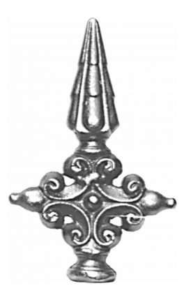 BSC9058 Railing Head Cross