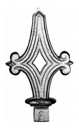 BSC9060 Railing Head Cross