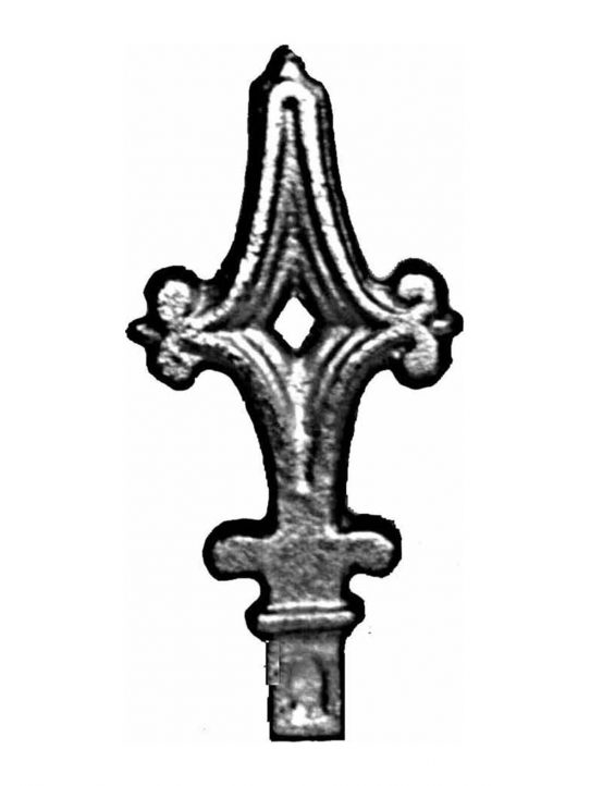 BSC9062 Railing Head Cross