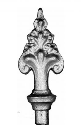 BSC9076 Railing Head Cross