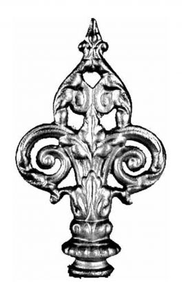 BSC9094 Railing Head Cross