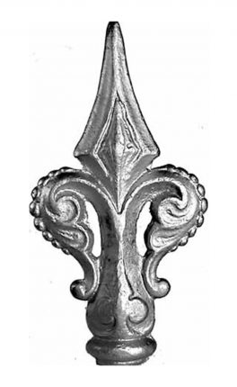 BSC9095 Railing Head Cross