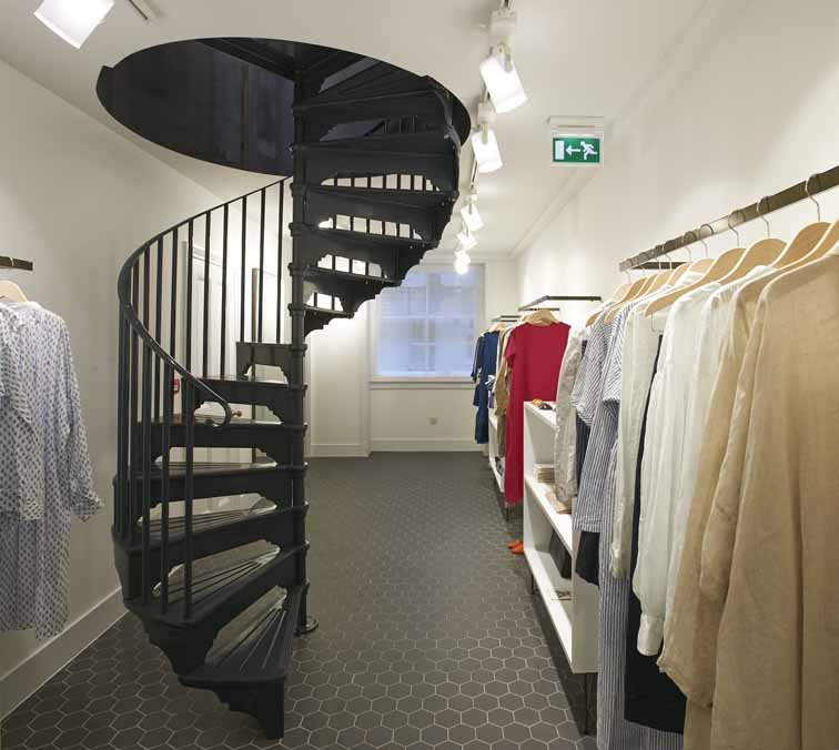 Colour Inspiration For Your Spiral Staircase
