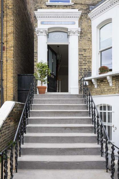 London Railing Restoration 2