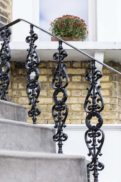 London Railing Restoration 3