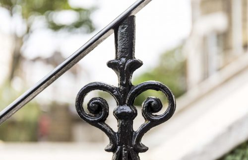London Railing Restoration 6