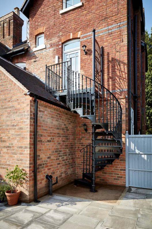 Balcony Design London: British Spirals & Castings