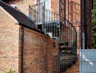 SPV1 - External Victorian Spiral Stairs