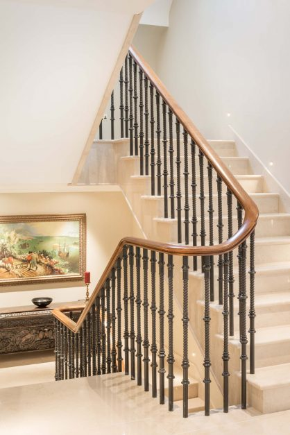Cast Iron Staircase Baluster