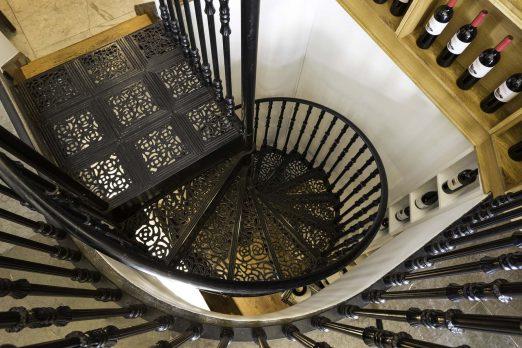 LPO-1 – Victorian Spiral Stairs