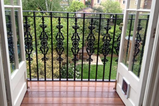 RCI-12 – Cast Iron Railing