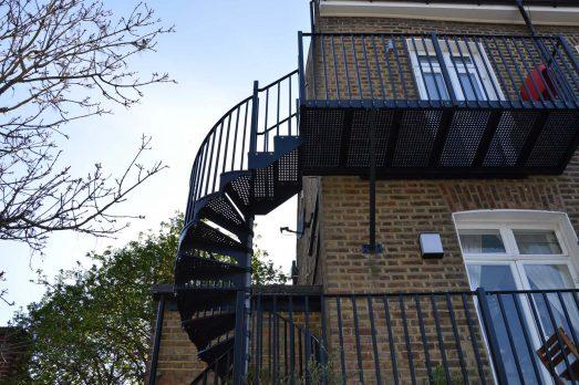 SPL-4 – LCC Spiral Stairs