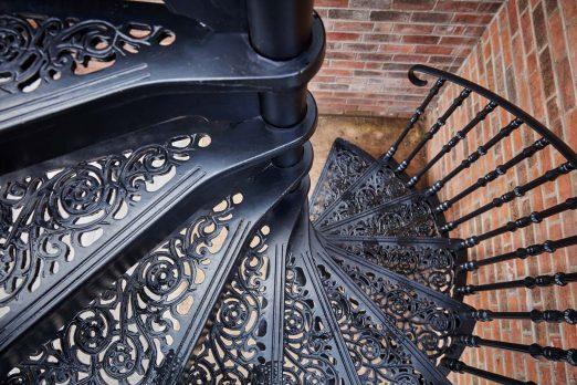 SPV1-3 – Victorian Spiral Stairs