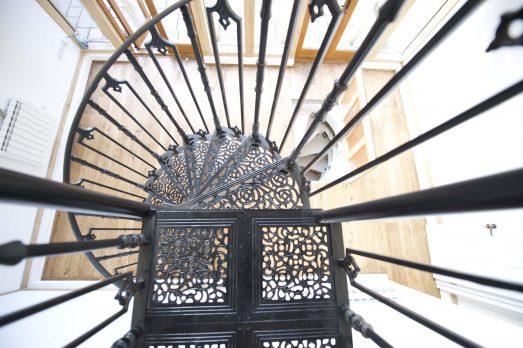 SPV3-7 – Victorian Spiral Stairs