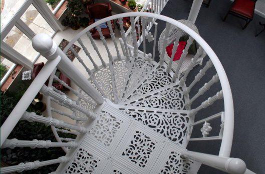 SPV4-6 – Victorian Spiral Staircase