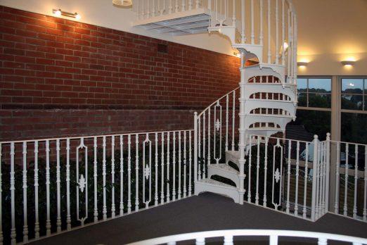 SPV4-7 – Victorian Spiral Stairs