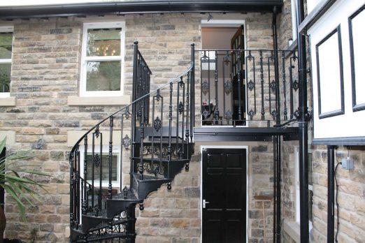 SPV6-2 – Victorian Spiral Stairs