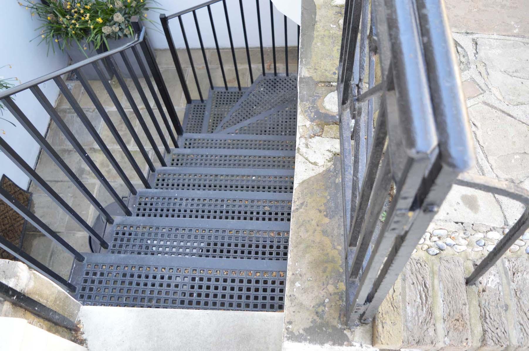 LCC Kited Stairs