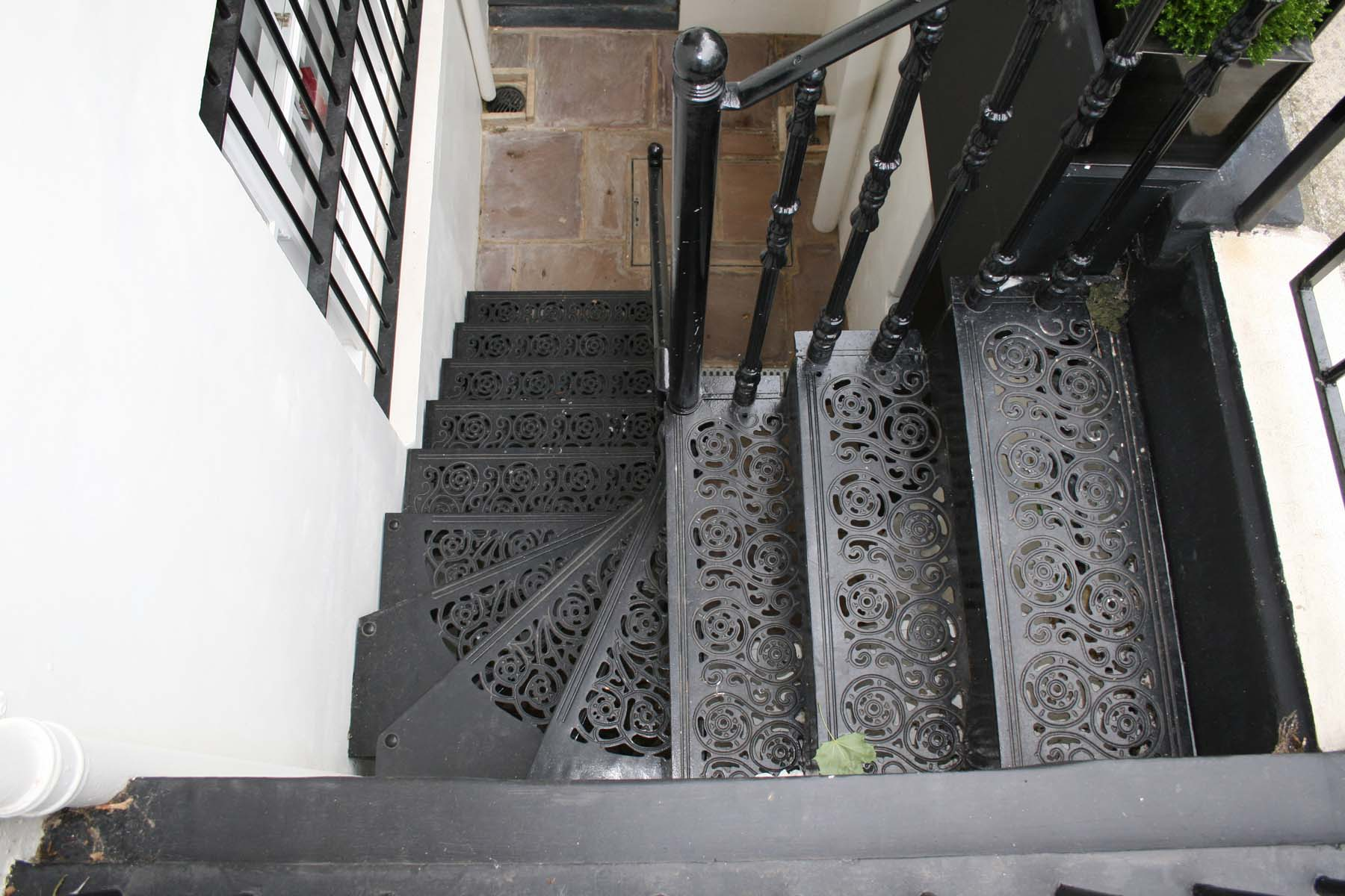kited staircase