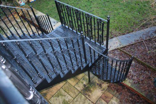 STSV-5 – Victorian Stairs