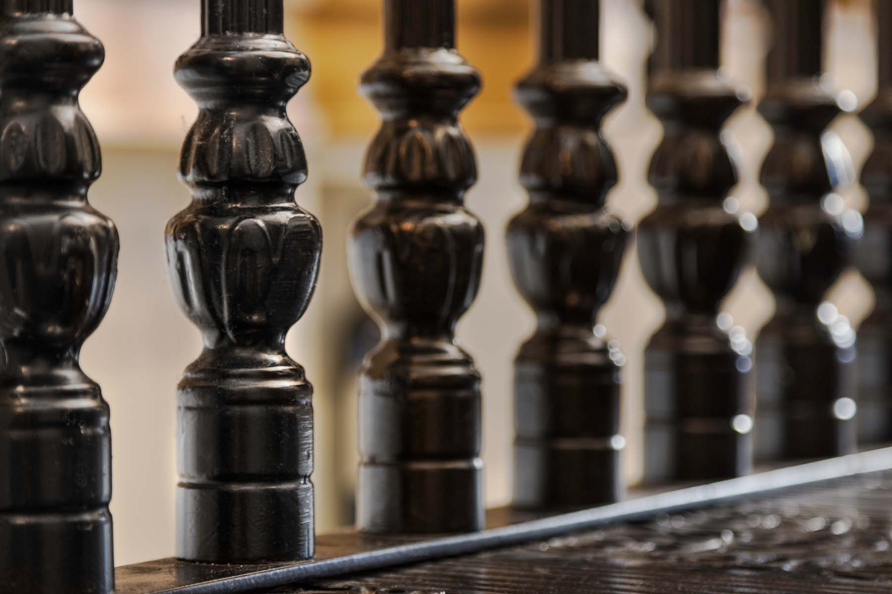 Cast spindles