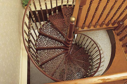SPV1-5 – Victorian Spiral Staircase