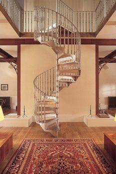 SPV1-9 – Victorian Spiral Stairs