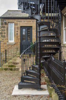 SPV3-13 – Victorian Spiral Stairs