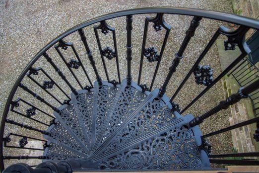 SPV3-14 – Victorian Spiral Stairs