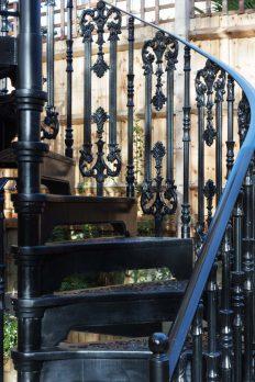 SPV3-15 – Victorian Spiral Stairs